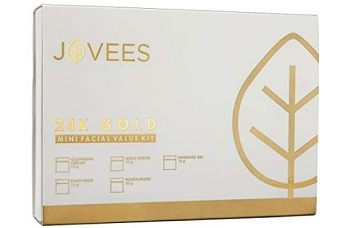 Jovees 24 Carat Gold Facial Kit