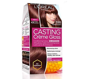 L'Oreal Paris Casting Creme Gloss Hair Color in Mahogany