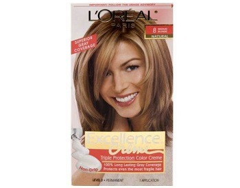 L'Oreal Paris Excellence Creme Hair Color in Medium Blonde