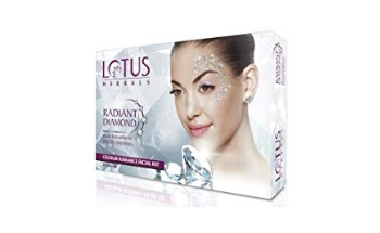 Lotus Herbals Radiant Diamond Cellular Radiance Facial Kit