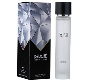 MAK Inspirations No.11 Icey Make Eau De Parfum for Men
