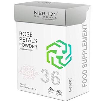 Merlion Naturals Rose Petals Powder
