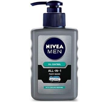Nivea Men Oil Control Face Wash