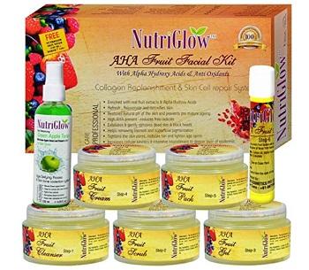 NutriGlow Fruit Facial Kit