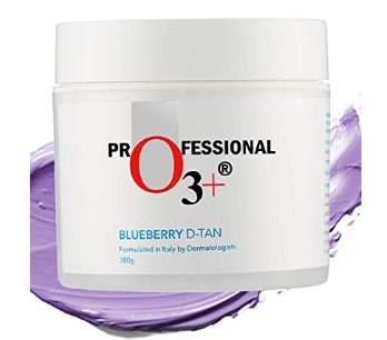 O3+ Blueberry De Tan Cream