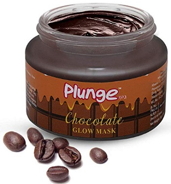 O3+ Plunge Chocolate Glow Mask for Tan Removal