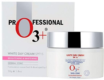 O3+ SPF 15 Day Cream Sun Protection Formula