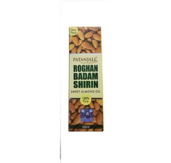 Patanjali Badam Rogan (Sweet Almond Oil) (2)