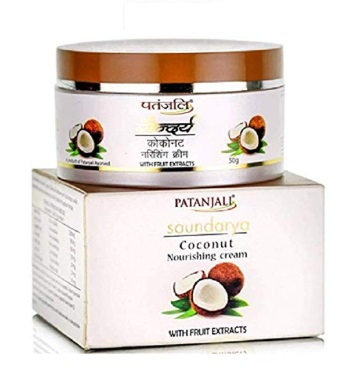 Patanjali Coconut Nourishing Cream