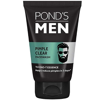 Pond's Men Pimple Clear Face Wash