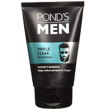 Pond's Men Pimple and Oil Fighter Face Wash