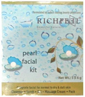 Richfeel Pearl Facial Kit