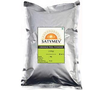 Satymev Orange Peel Powder