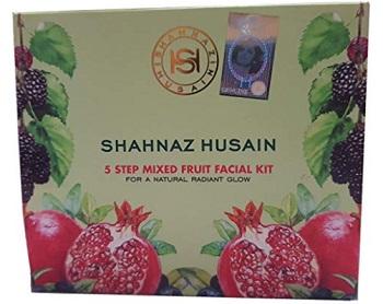 Shahnaz Husain 5 Step Mixed Fruit Facial Kit