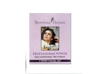 Shahnaz Husain 7 Step Skin Whitening Treatment Facial Kit