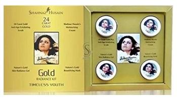 Shahnaz Husain Skin Radiance Gold Facial kit