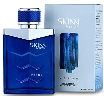 Skinn By Titan Verge Perfume for Men