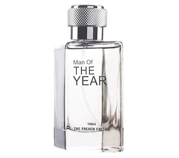 The French Factor Man of The Year Perfume For Men