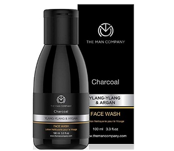 The Man Company Activated Charcoal Face wash