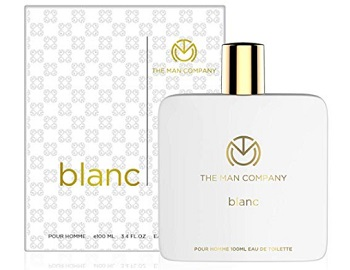 The Man Company Premium Blanc Eau De Toilette Perfume for Men