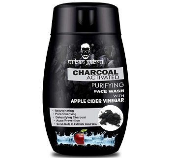 UrbanGabru Charcoal and Apple Cider Vinegar Face Wash