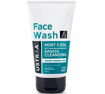 Ustraa Face Wash for Dry Skin