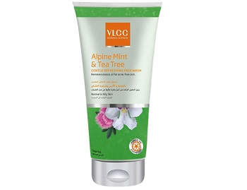 VLCC Alpine Mint and Tea Tree Gentle Refreshing Face Wash