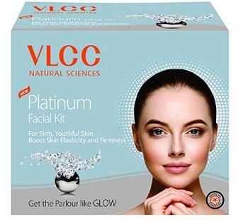 VLCC Platinum Facial Kit