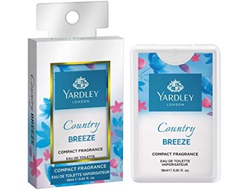 Yardley London Country Breeze Compact Perfume
