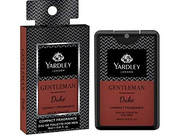 Yardley London Gentleman Duke Compact Perfume