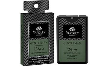 Yardley London Gentleman Urbane Compact Perfume