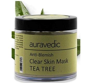 Auravedic Anti Blemish Clear Skin Mask