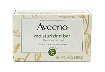 Aveeno Active Naturals Moisturizing Bar