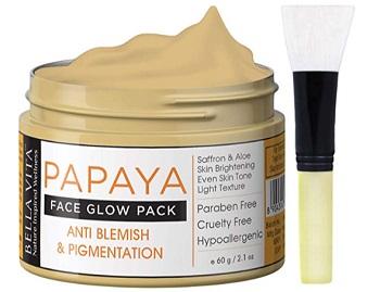 Bella Vita Organic Pigmentation Blemish Removal Face Pack