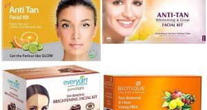 Best Anti Tan Facial Kits in India