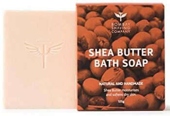 Bombay Shaving Company Shea Butter Moisturizing Bath Soap