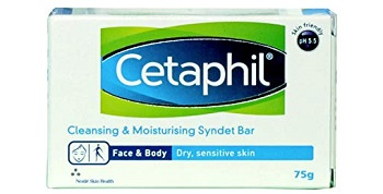 Cetaphil Cleansing And Moisturising Syndet Bar