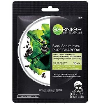 Garnier Charcoal Face Serum Sheet Mask