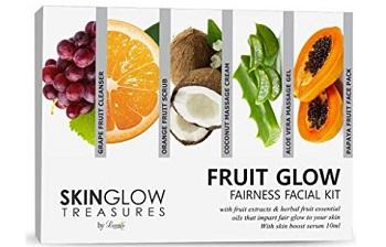 Luster Fruit Glow Fairness Facial Kit