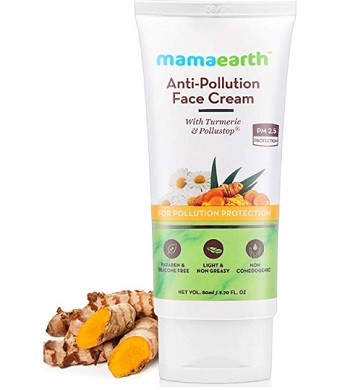 Mamaearth Anti-Pollution Daily Face Cream