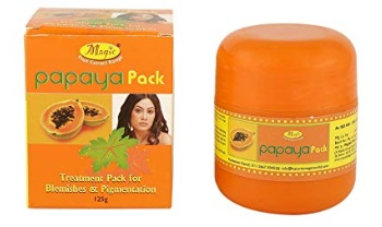Nature's Essence Papaya Pack for Blemishes and Pigmentation