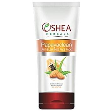 Oshea Herbals Papayaclean, Anti Blemish Face Pack