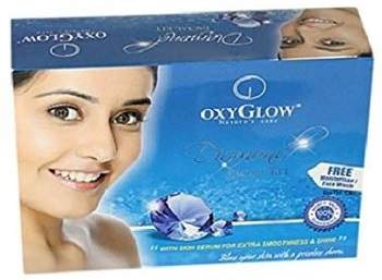 Oxyglow Diamond Facial Kit