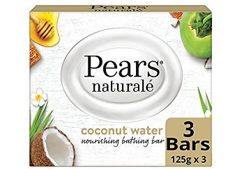 Pears Naturalé Coconut Nourishing Soap Bar