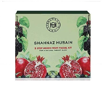 Shahnaz Husain 5 Step Mixed Fruit Facial Kit