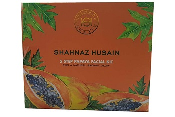 Shahnaz Husain 5 Step Papaya Facial Kit