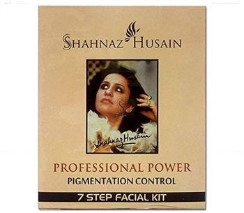Shahnaz Husain 7 Step Pigmentation Control Facial Kit