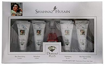 Shahnaz Husain Diamond Skin Revival Diamonds Forever Kit