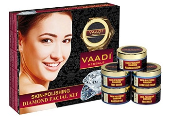 Vaadi Herbals Skin Polishing Diamond Facial Kit