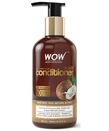 WOW Coconut Milk Conditioner